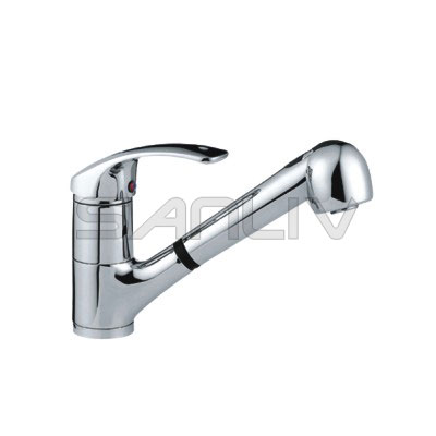 Sanliv Pull-out kitchen faucet61112