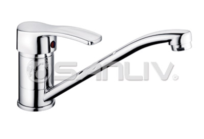 Single handle one hole kitchen faucet – 67708
