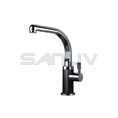 Single Handle Single-hole Kitchen Faucet – 28218