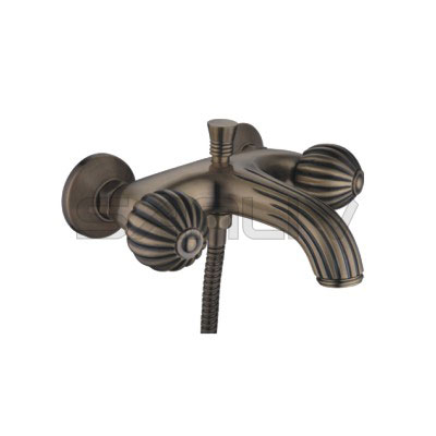 Bronze Bath Tub Shower Mixer 83203YB