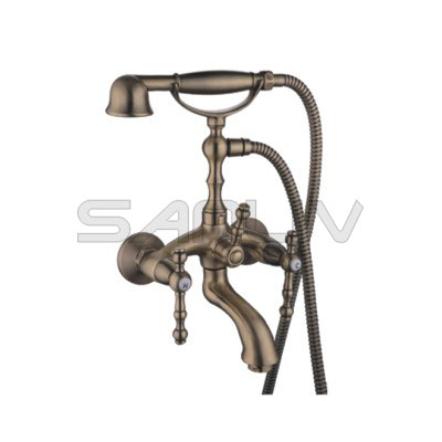 Bronze Bath Shower Mixer Faucet-83903YB
