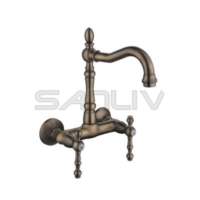 Sanliv Bronze Kitchen Sink Faucet-83910YB