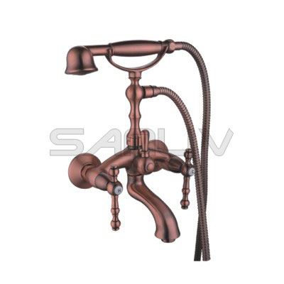Bronze Bathtub Shower Mixer Faucet-83903RB