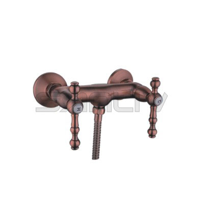 Two Handle Shower Mixer Bronze – 83905RB