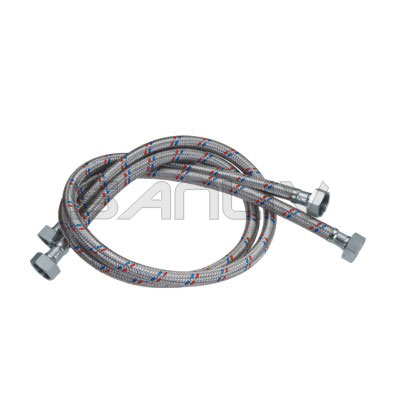 Braided flexible stainless steel hose F07RB