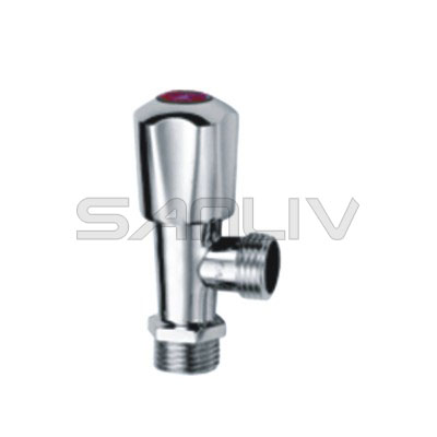 Angle valve,Chrome brass valve – V08