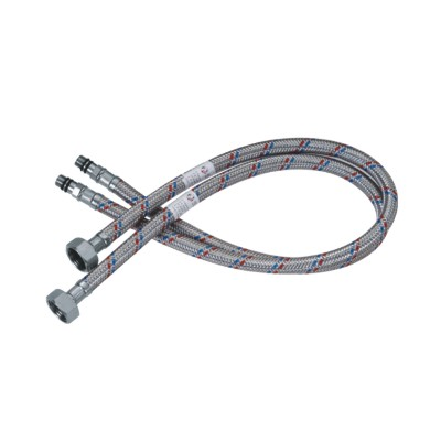 Braided Flexible Metal Hose – F01RB