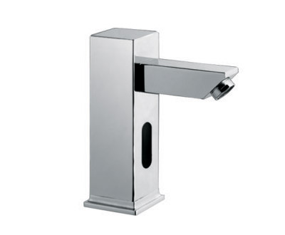 Bathroom Faucet Touchless automatic square touchless faucet – 21111 | electronic hands free