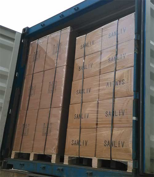 Container Shipment Worldwide Sanliv Kitchen Faucets And