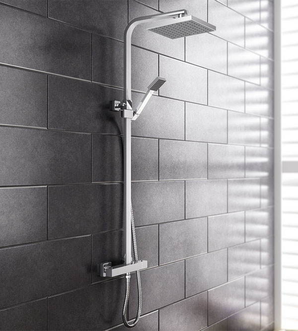 Bathroom Shower Fixtures | Sanliv Kitchen Faucets and Bathroom ...