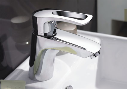 Single Handle One-hole Basin Faucet 62001