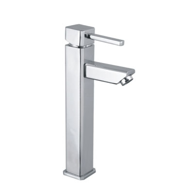 High Square Basin Mixer Faucet 67311
