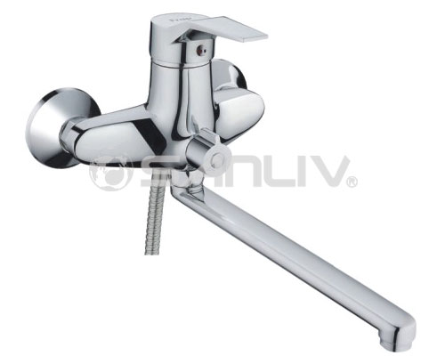 Sanliv single handle Wall-mount Bath Shower Faucet 67170