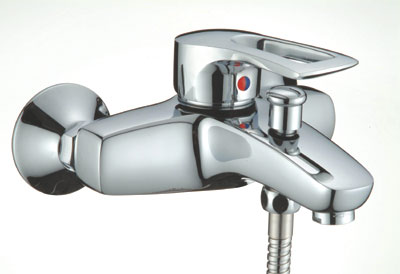 Single Handle Wall-mount Bathtub Faucet 62003 | New Bath Shower ...