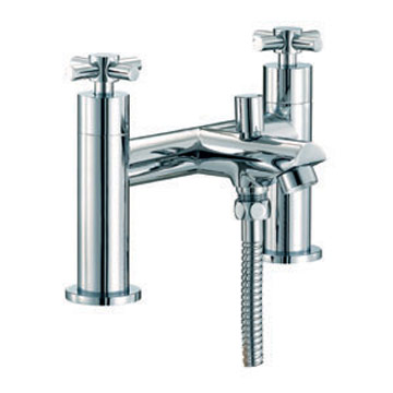 Bath Shower Mixer Tap Chrome 80203