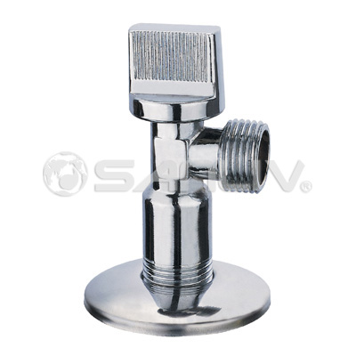 Bathroom Angle Valve Chrome A3002