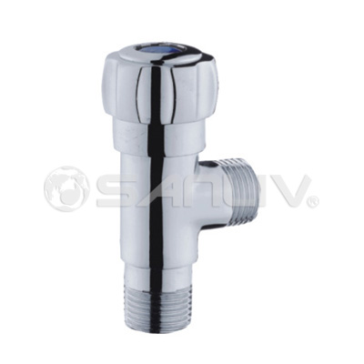 China brass angle valve chrome A3018