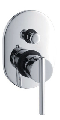 Concealed Bath Shower Valve A2355