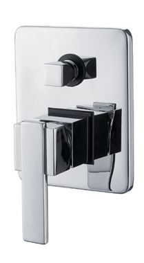 Concealed Bath/Shower Mixer with Diverter
