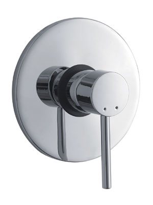 Concealed non-thermostatic Shower Valve Mixer