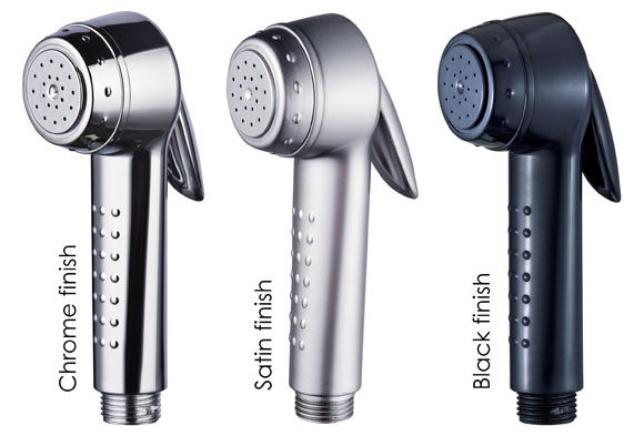 Push Button Hand Shower Head for Kitchen or Toilet Bidet Spray H706