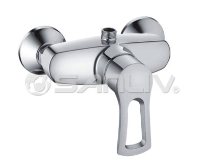 Sanliv single handle wall-mount Bathroom Shower Faucet 62005