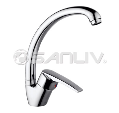 Sanliv One Handle Kitchen Faucet 67809